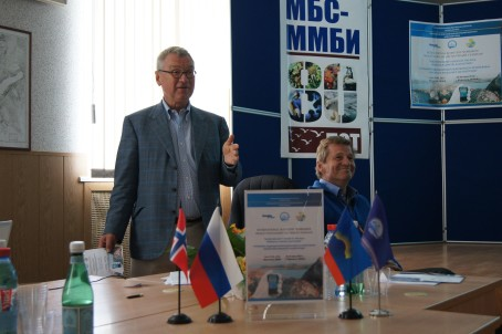 Akvaplan-niva wins prestigious research project in collaboration with long term Russian partner